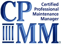 Our new logo for the AFE Certified Professional Maintenance Manager (formerly the Certified Professional Plant Manager)