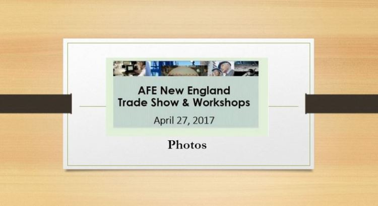 AFE Region 8 Trade Show and Workshops event photos