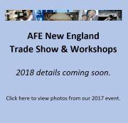 AFE 8 Trade Show