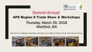 AFE REgion 8 2018 Trade Show